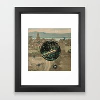 Sacred Future Framed Art Print