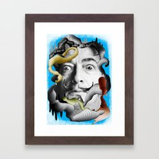 Dalianish Framed Art Print