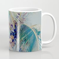 Palm Whispers Pastels Mug