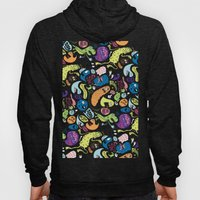 Gettin' Loose Pattern Hoody