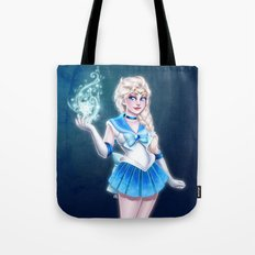 Sailor Frozen Tote Bag