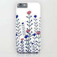 Flowers - Floral - Flowe… iPhone 6 Slim Case