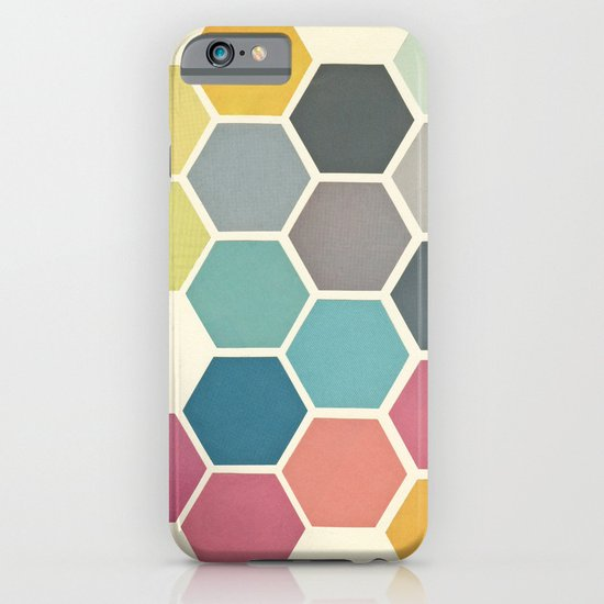 Honeycomb II iPhone & iPod Case