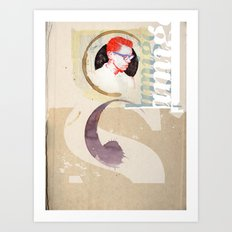 Moleskine#061916 Art Print