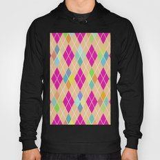 Colorful Geometric V Hoody