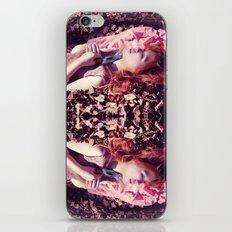 Ginger sleeping beauty  iPhone & iPod Skin