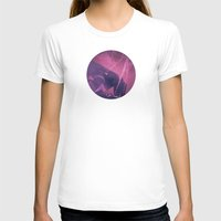 Intern Womens Fitted Tee White SMALL