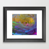Interior View 72 Framed Art Print