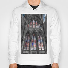 Rochester Cathedral Stained Glass Windows Hoody