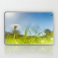 Blue & Green & Dandy Laptop & iPad Skin