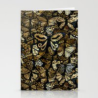 Swarm Of The Butterflies Stationery Cards