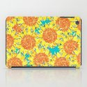 sunflower field iPad Case