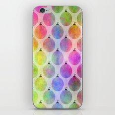 Trim The Tree iPhone & iPod Skin
