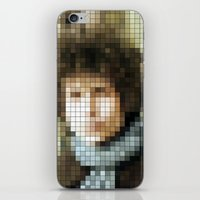 Bob Dylan - Blonde On Bl… iPhone & iPod Skin