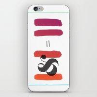1 & 1 iPhone & iPod Skin