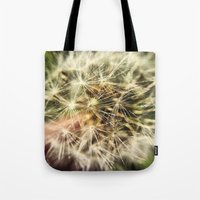 Dandelion Bliss Tote Bag
