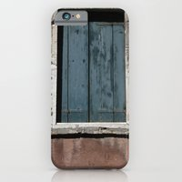 iPhone & iPod Case featuring 2 windows by AntWoman