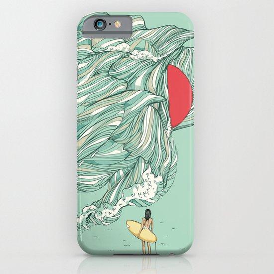 Ocean Summer iPhone & iPod Case