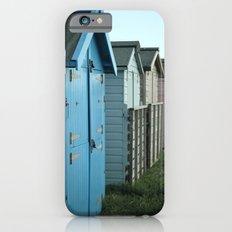 Beach huts Slim Case iPhone 6s
