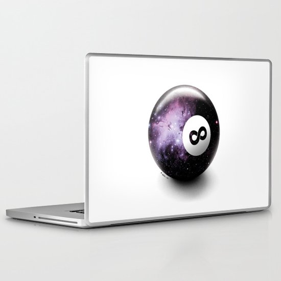 Infinity Shot Laptop & iPad Skin