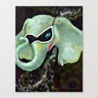 The Mardiphant Canvas Print