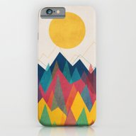 iPhone & iPod Case featuring Uphill Battle by Budi Kwan
