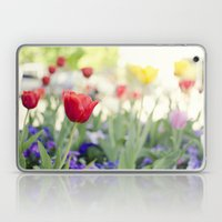 Welcome Spring Laptop & iPad Skin
