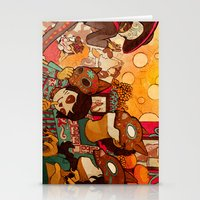 Naguals Stationery Cards