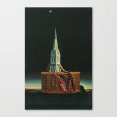 Weaver Canvas Print