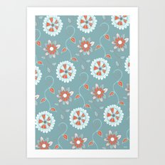 Arts & Crafts Art Print