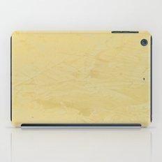 Tuscan Sun Plaster iPad Case
