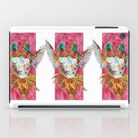 The Ultimate Pollinator, Triptych iPad Case