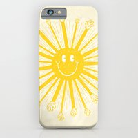 iPhone & iPod Case featuring Heat Wave by WanderingBert / David Creighton-Pester