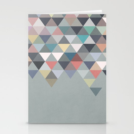 Nordic Combination 20 Stationery Card