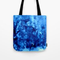 Tote Bag featuring NEBULa by 2sweet4words Designs