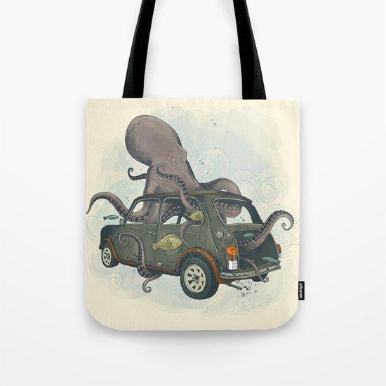Beastie of the Deep Tote Bag