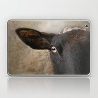In A Sheep's Eye Laptop & iPad Skin