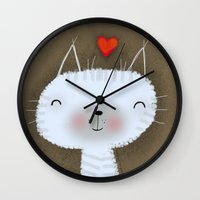 LONG OF TAIL Wall Clock