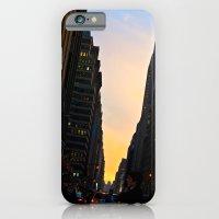 Urban Sunset iPhone 6 Slim Case