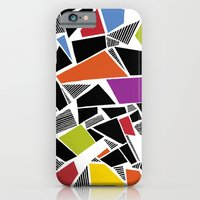 Carnivale Mosaics iPhone 6 Slim Case