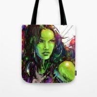 She-Hulk Tote Bag