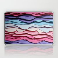 Colour Waves Laptop & iPad Skin