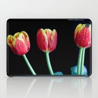 Thirsty Tulips iPad Case