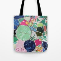 Tiling with pattern 6 Tote Bag