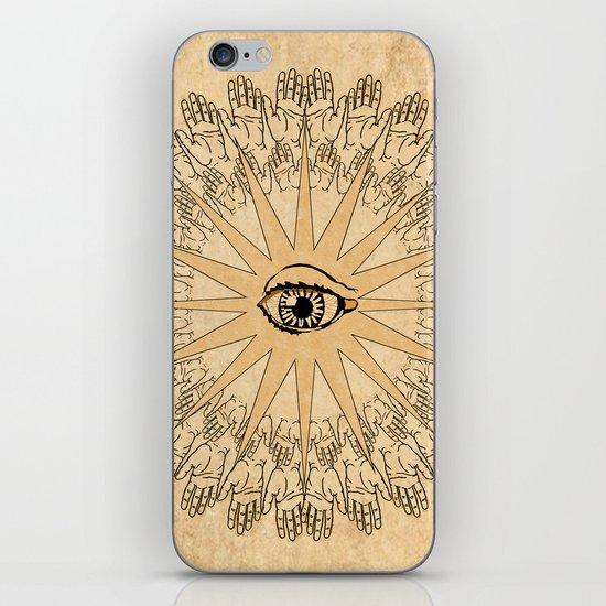 the maker iPhone & iPod Skin