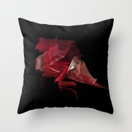 Throw Pillow featuring A Thought by George Michael