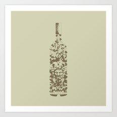 Vinochromie Poster Art Print