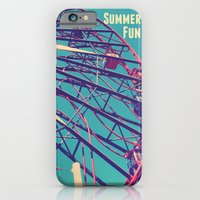 iPhone & iPod Case featuring Summer Fun by Josrick