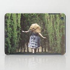 Alice world 1 iPad Case
