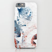 iPhone & iPod Case featuring The Soldier by Arian Noveir